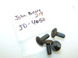 John Deere 214 Kohler K321 Engine Flywheel Screen Screw