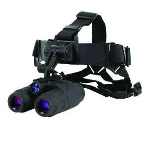 Ghost Hunter 1x24 Night Vision Goggle Binocular Kit: Sports & Outdoors