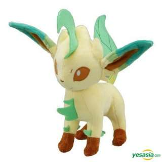 : Pokemon : Pokemon Plush Doll DP Leafeon   Pocket Monsters (Pokemon
