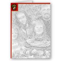 Holiday Gift Box border card by Nightmareartist