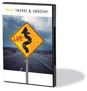 Rush   Snakes and Arrows Live Music Concert 2 DVD NEW