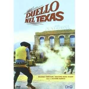 Duello Nel Texas  Giacomo Rossi Stuart, Richard Harrison