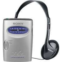 Sony SRF 59 Walkman AM/FM Stereo Radio SRF59SILVER B&H Photo