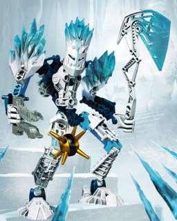 Bionicle Glatorian Strakk 8982