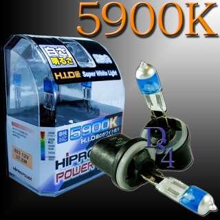 HID Xenon Fog Light Bulb Chevy Impala 2001 2002 2003