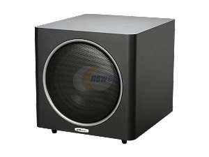 Audio PSW Series PSW110 Black High Performance Powered Subwoofer Each