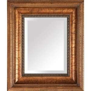 Walsh Antique Gold Mirror