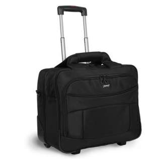 J World Sheffield Laptop Rolling Briefcase Bags