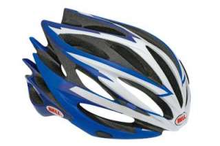 Bell Sweep Bicycle Helmet Blue White Small Bike 768686801433