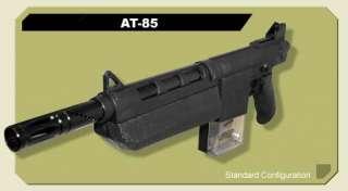 Magazine fed fully and semi auto paintball gun, Serial #0007