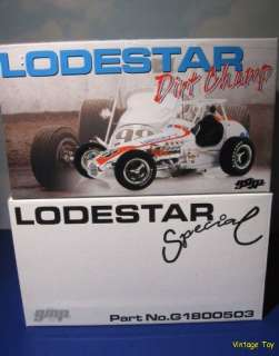 Parsons Dirt Champ Lodestar Sprint Car   GMP 1:18 diecast race