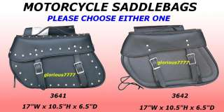New 3412 Motorcycle SaddleBags fit Suzuki Intruder 800 Volusia 1400