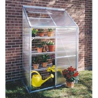 Juliana Lean To 4.25 x 6.4 Foot Mini Greenhouse Garden