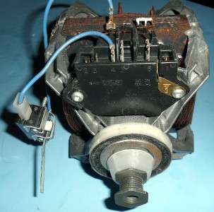 whirlpool maytag dryer motor appliance part 8538263 used thermally