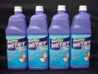 Swiffer Wet Jet Multi Purpose Cleaner Open Window Fresh 33.8z