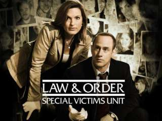 Detectives Stabler (Christopher Meloni) and Benson (Mariska Hargitay