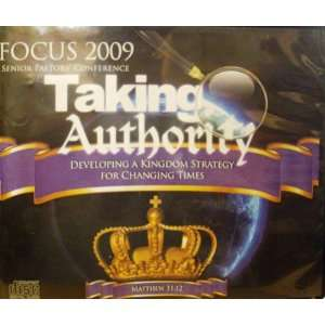 (Focus 2009 Senior Pastors Conference): Bishop Eddie L. Long: Books