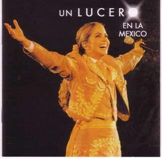 Un Lucero En La Mexico   Lucero Rancheras   Single CD En Vivo (Live)