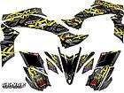 450 LTR450 SUZUKI GRAPHICS KIT QUAD STICKERS DECALS 4 WHEELER ATV DECO