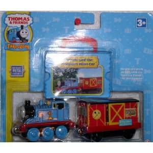 Take Along Thomas and the Morgans Mine Car Toys & Games