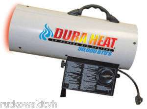 Dura Heat Portable 60,000 BTU LP Gas Forced Air Heater