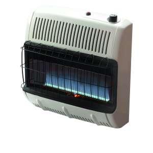 Mr. Heater 30,000 BTU Propane Blue Flame Vent Free Heater MHVFB30TBLP