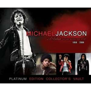 Michael Jackson Vault A Tribute to the King of Pop 1958