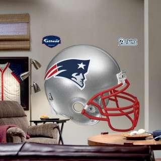 Fathead New England Patriots Helmet Wall Graphic Decor