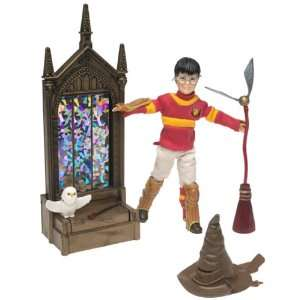 Harry Potter Magical Powers and the Sorcerers Stone doll