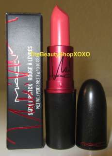 NIB MAC Cosmetics Nicki Minaj Viva Glam Barbie Hot Pink Bubblegum
