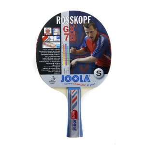 JOOLA ROSSKOPF (ROSSI) GX 75 Recreational Table Tennis Racket