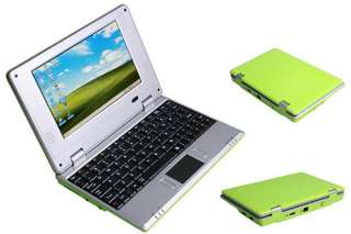 WiFi mini computer laptop Netbook NPC400 (upgraded VIA 8650 + 256MB