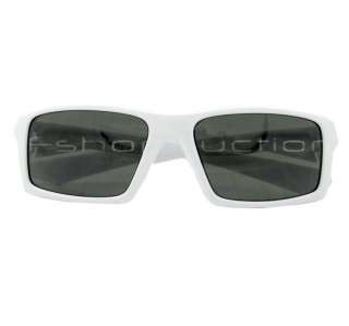 Oakley Twitch White Dark Grey Mens/Womens Sunglasses
