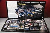Danbury Mint 1957 Chevy Super Pro Street Sales Brochure