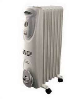 290114 Westpointe, Oil Filled Radiator Electric Heater