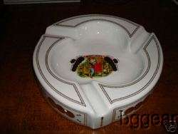 Romeo y Julieta Cigar Ashtray comes in Gift Box
