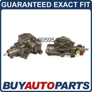 FORD F SERIES SUPERDUTY POWER STEERING GEARBOX GEAR BOX
