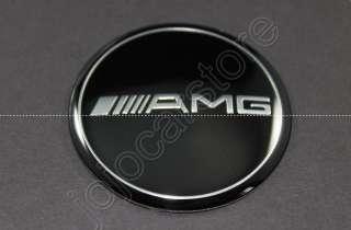 F13 MERCEDES AMG STEERING WHEEL EMBLEM E55 E63 W211 5.2