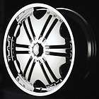 miro type 299 chrome 20 22 wheels chevy ford rims $ 550 00 listed may