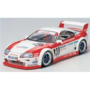 Toyota Supra GT Team Sard Model Car 1/24 Tamiya: Toys & Games